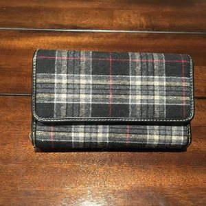 NWOT Croft & Barrow Clutch Organizer Wallet